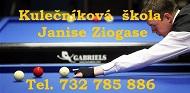 Kulečníková škola Janise Ziogase